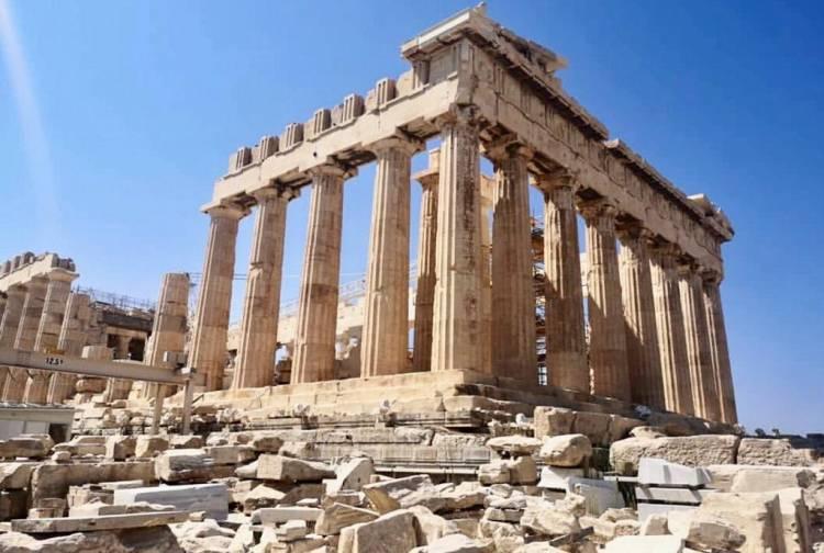 Yunan Adalarında ve Atina'da 4 Gün