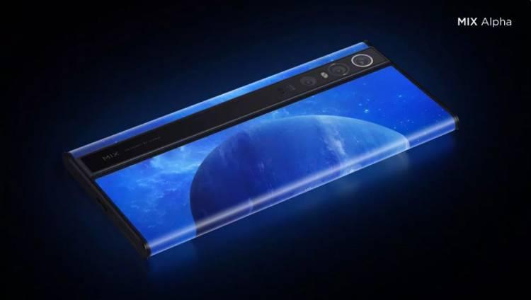 Xioami Mi Mix Alpha Akıllı Telefon