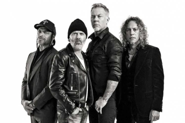 Metallica Avrupa turnesi