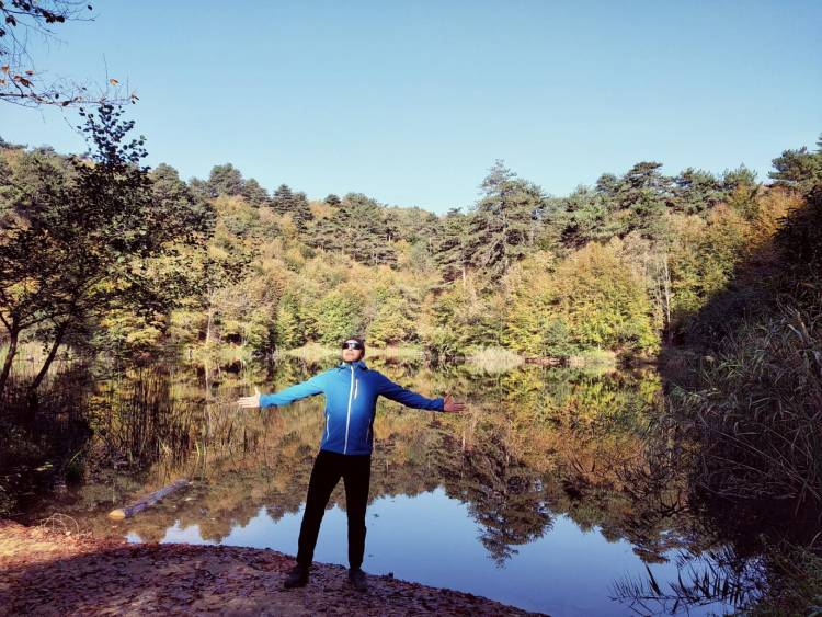 Yalova'nın cennet düşü; Dipsiz Göl