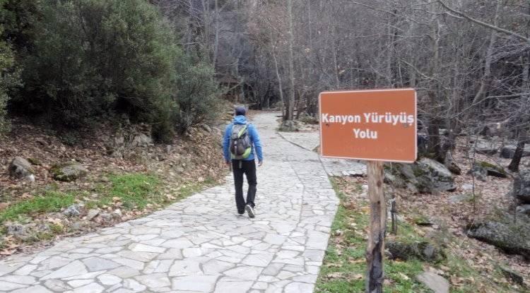 Bursa'nın Su Şenliği; Sadağı Kanyonu