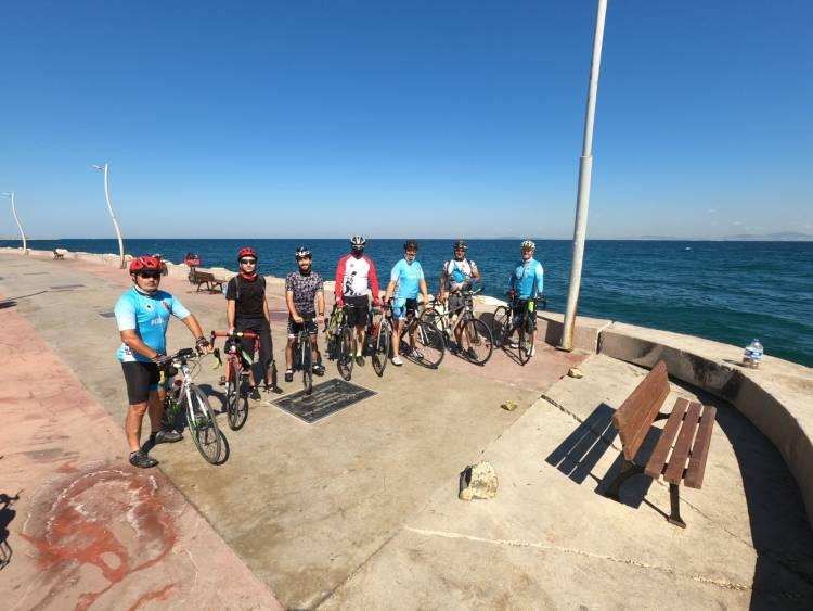 Pedal16 ile 17 Ağustos Depremi Anma Turu